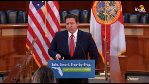 COVID-19 is surging in Florida. Don't deny why, Gov. DeSantis. Act responsibly | Editorial