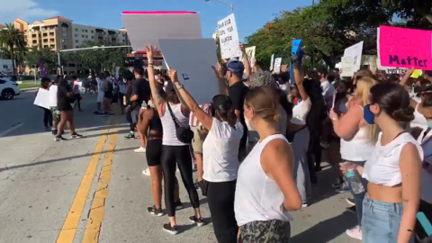 Police in Miami showed restraint amid protests. That should be the norm. But is it? | Editorial