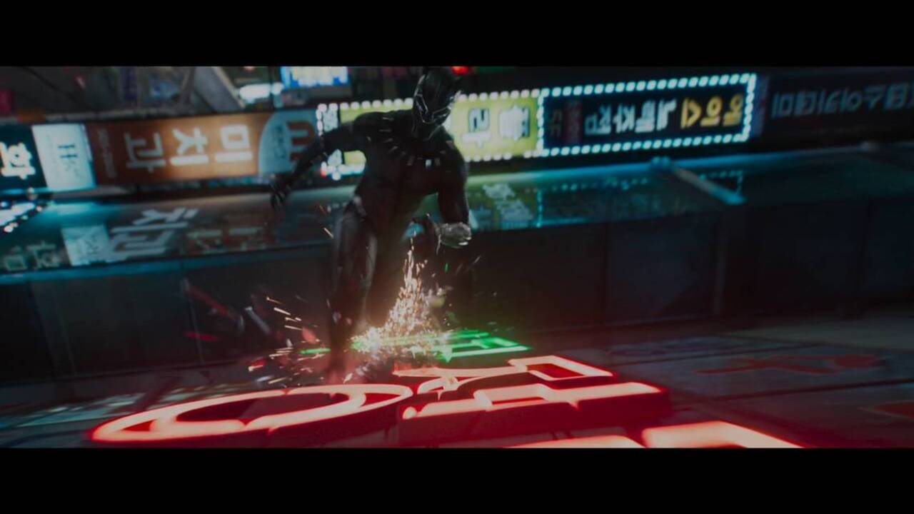 marvels newest black panther trailer miami herald