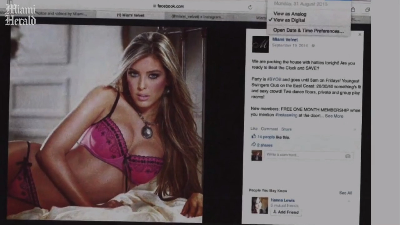 Miami Velvet swingers club ordered to pay nearly $900,000 for using models' pix without OK