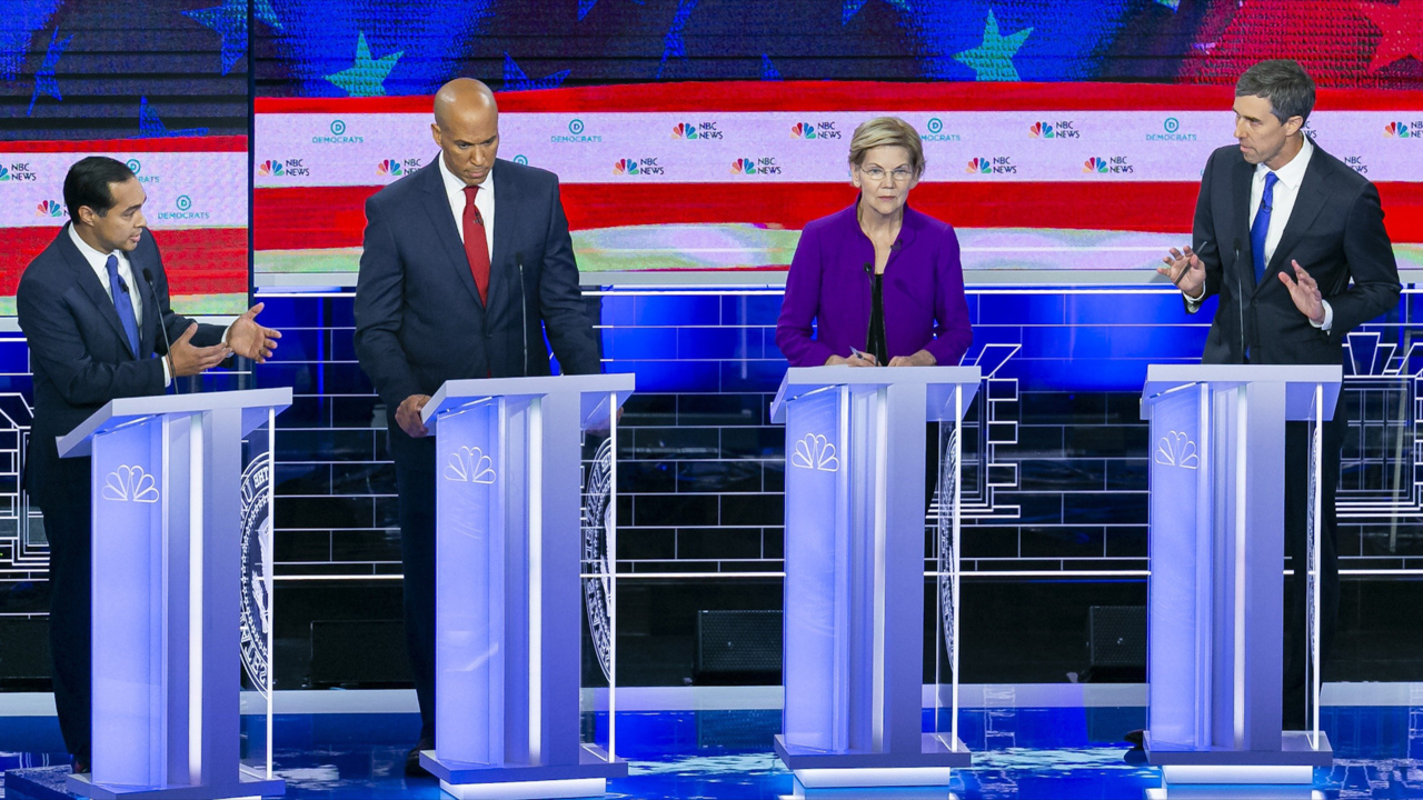 Want to win Texas, Democrats? Don't go too far left on border, energy in debate