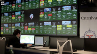 Carnival unveils a new cruise ship operations center
