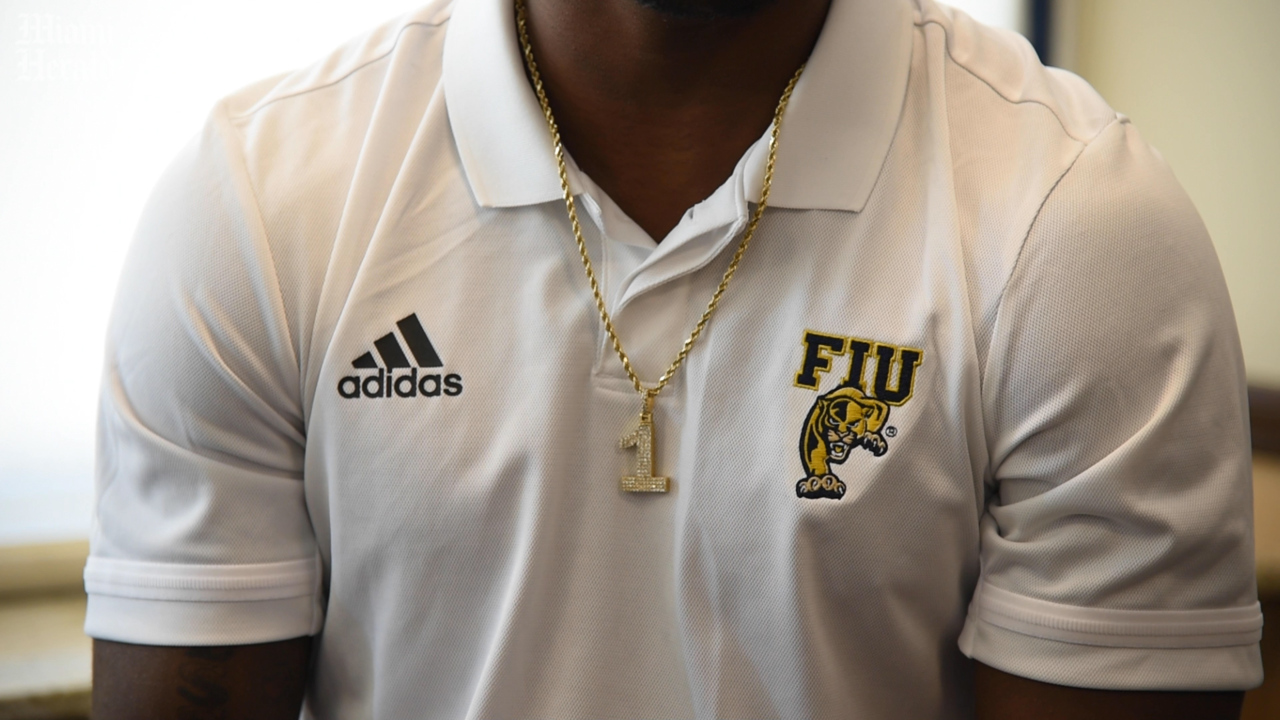 This is how FIU Panthers star player Maurice Alexander got his well-earned nickname
