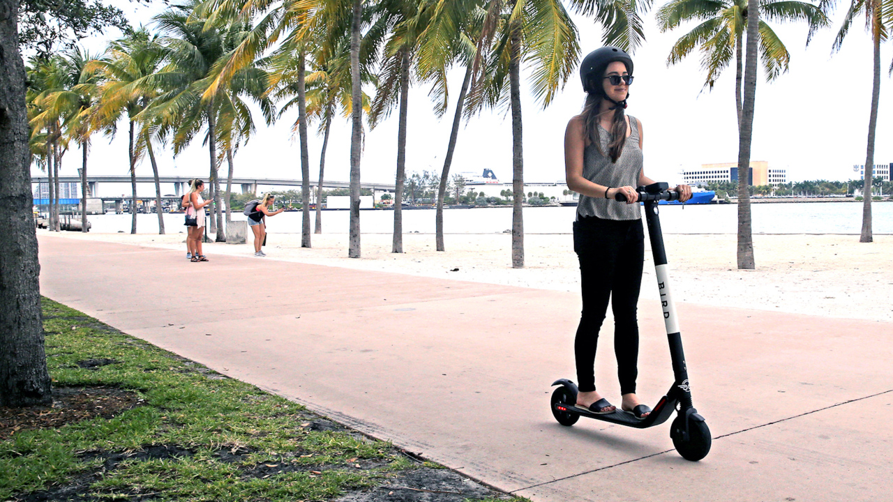 Lyft In Miami >> Miami Florida Electric Scooter Rentals Allowed Again