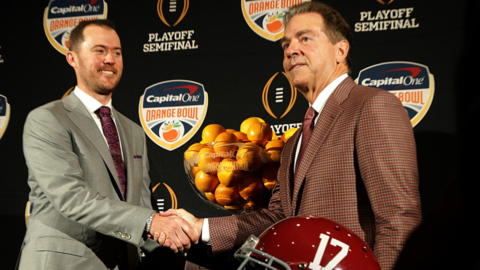 Alabama's Saban lost and lied in Miami, but that isn't why he's hated here. This is why
