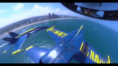 Hyundai Air & Sea Show returns to Miami Beach