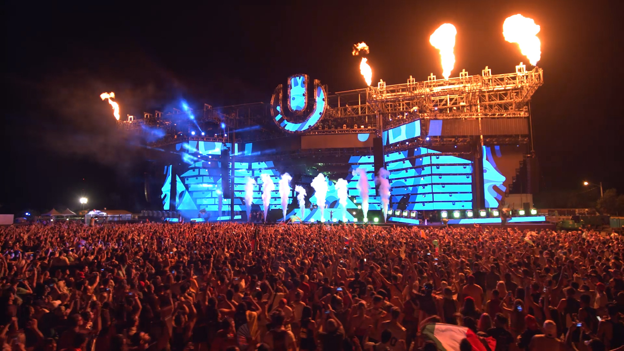 Image result for Ultra's coming back downtown — Miami commissioners approve return to Bayfront Park