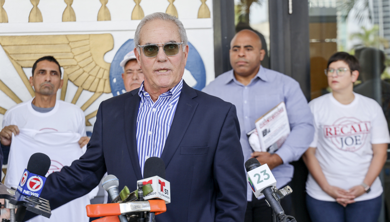 Miami commissioners want to make it harder for residents to remove them from office