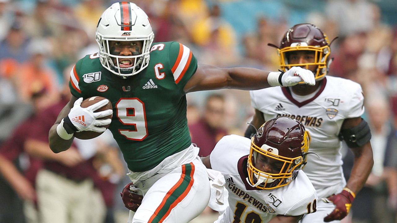 Time for a discouraging Miami to get it together, not unlike rest of ACC (except Clemson)