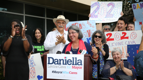 Daniella Levine Cava for Miami-Dade County mayor | Editorial