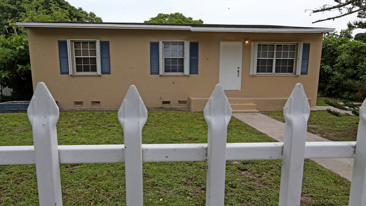 In North Miami, value-priced homes with 'lots of potential'