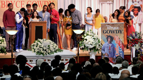 'Our love for Bryce is endless': Family, friends, coaches remember Bryce Gowdy