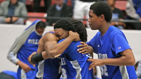Dillard loses in Class 6A boys basketball state title game