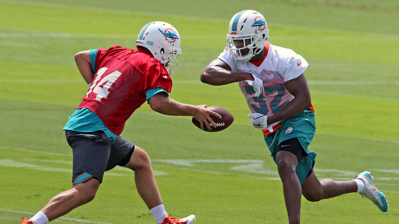 Dolphins coach Brian Flores wants to ride 'hot hand' at RB. One problem: There is none