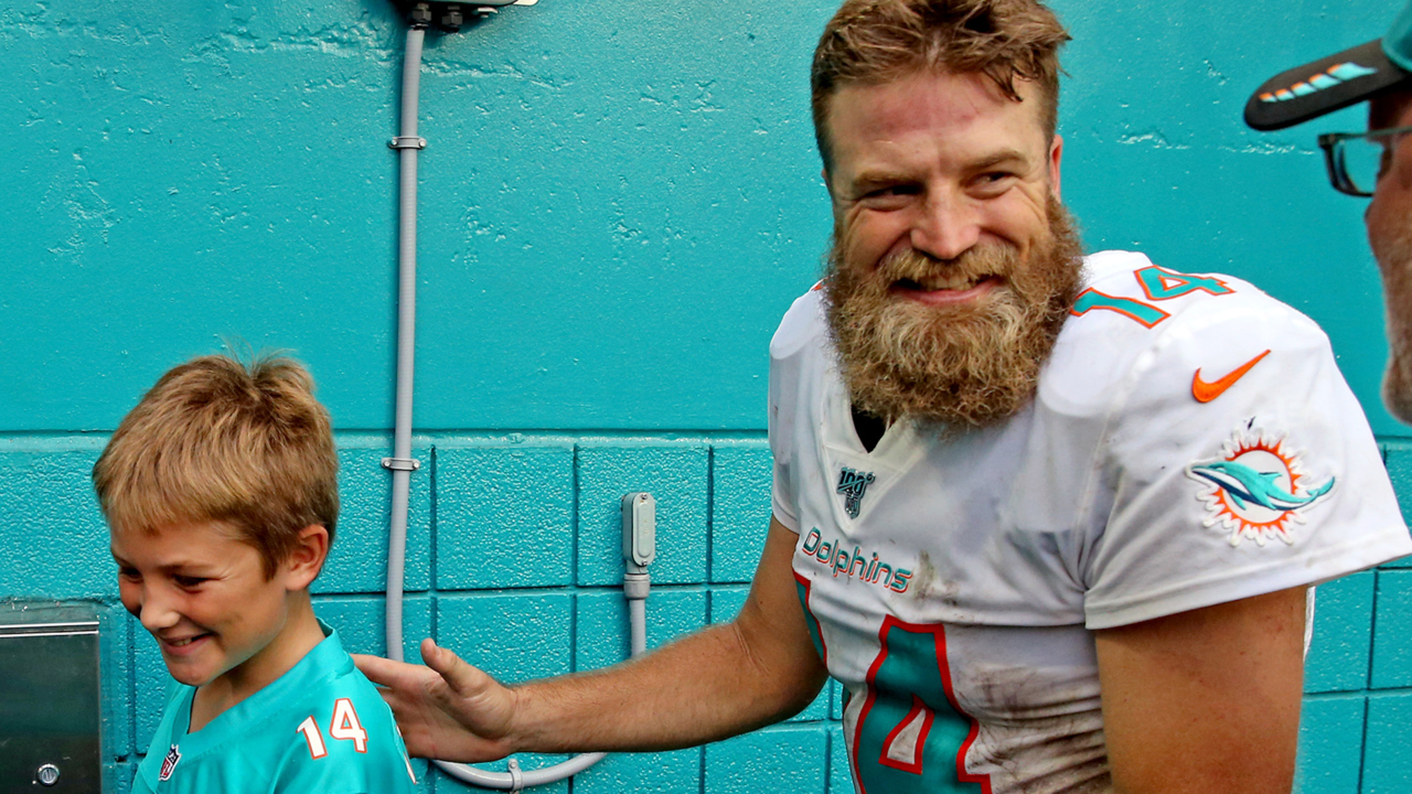 The confidential details in Fitzpatrick's Dolphins contract and potential consequences
