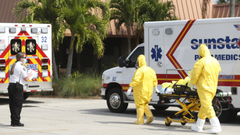As Florida nursing home residents died, operators raked in federal handouts