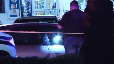 Police chase starts in Hallandale Beach, ends with gunfire in Hollywood, cops say