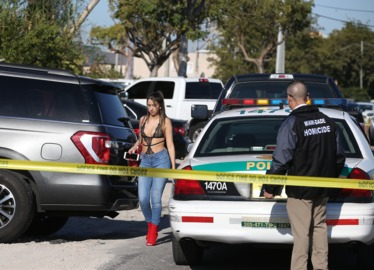 Fight before shooting that killed one at Miami-Dade strip club