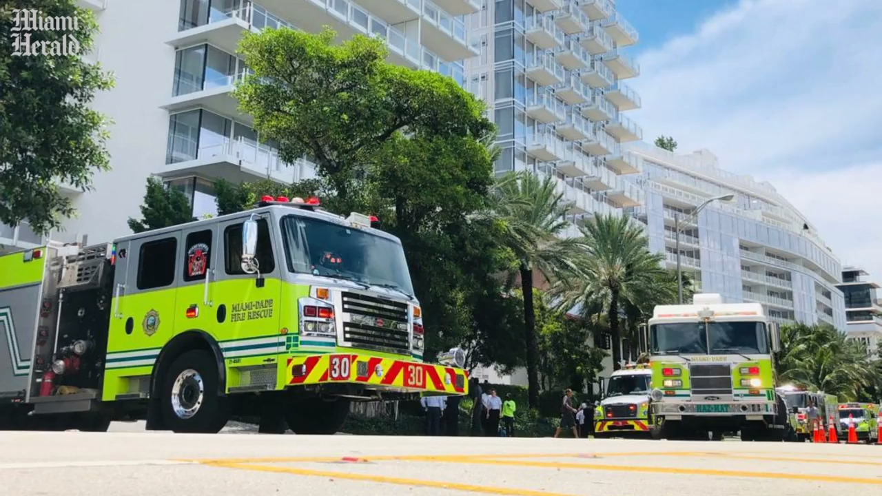 What's that smell? That's what Four Seasons Hotel wants to know after evacuation