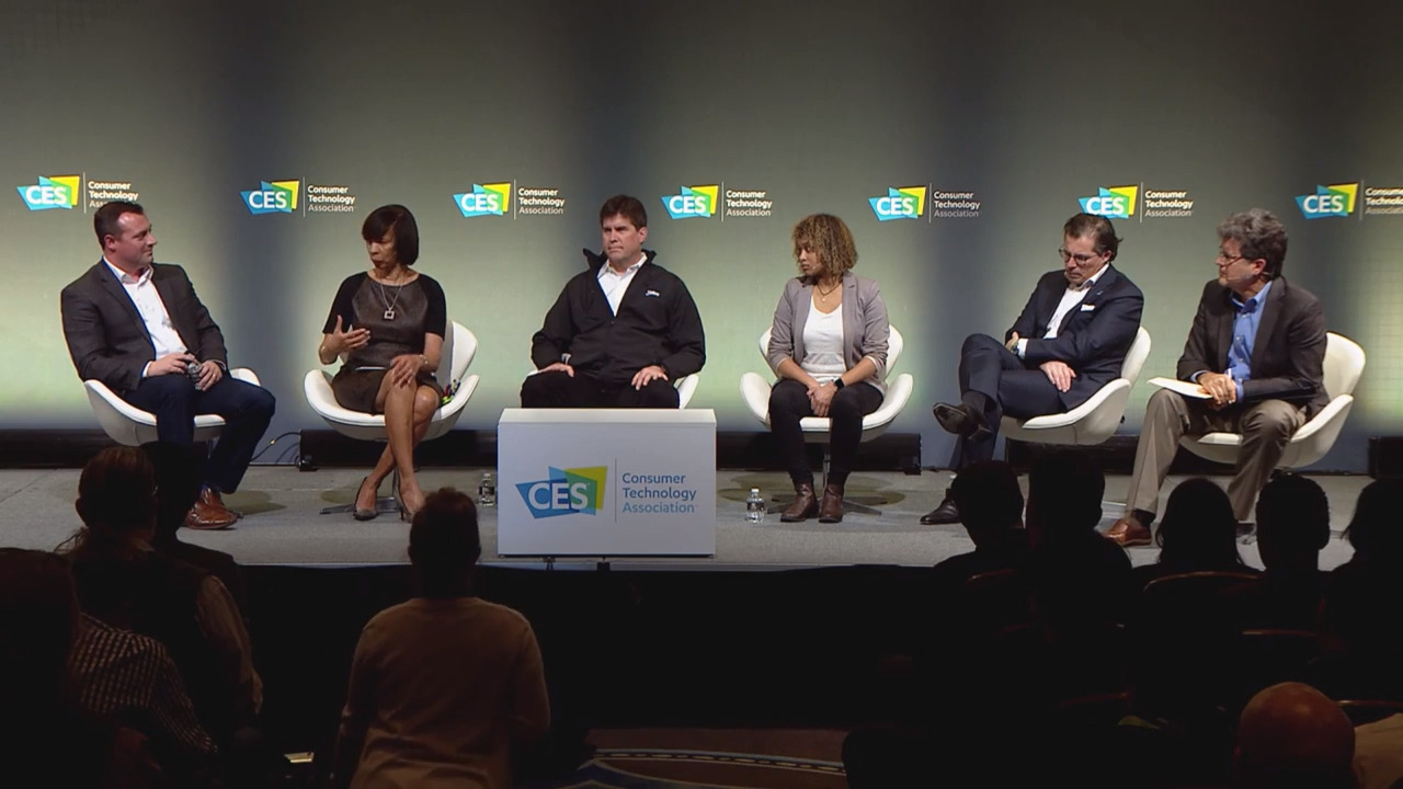 Vehicle Technology - CES 2020