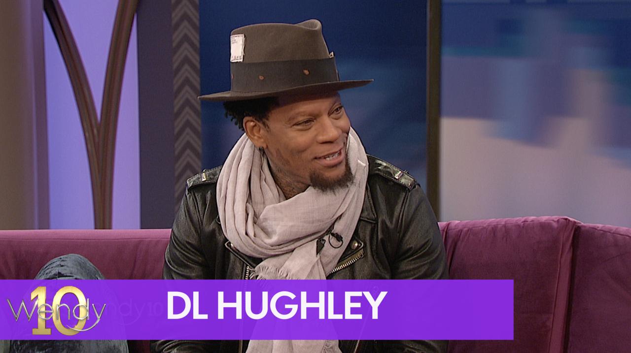 DL Hughley dating online