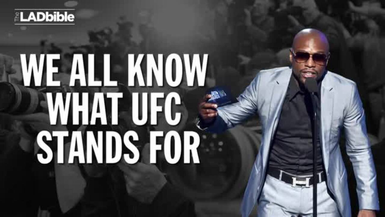 Joe Rogan Destroyed Floyd Mayweather's Chances In An MMA Fight With A Brutal Analysis