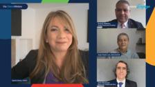 Panel: La banca en Latinoamérica, retos y oportunidades ante el nuevo paradigma de la industria financiera