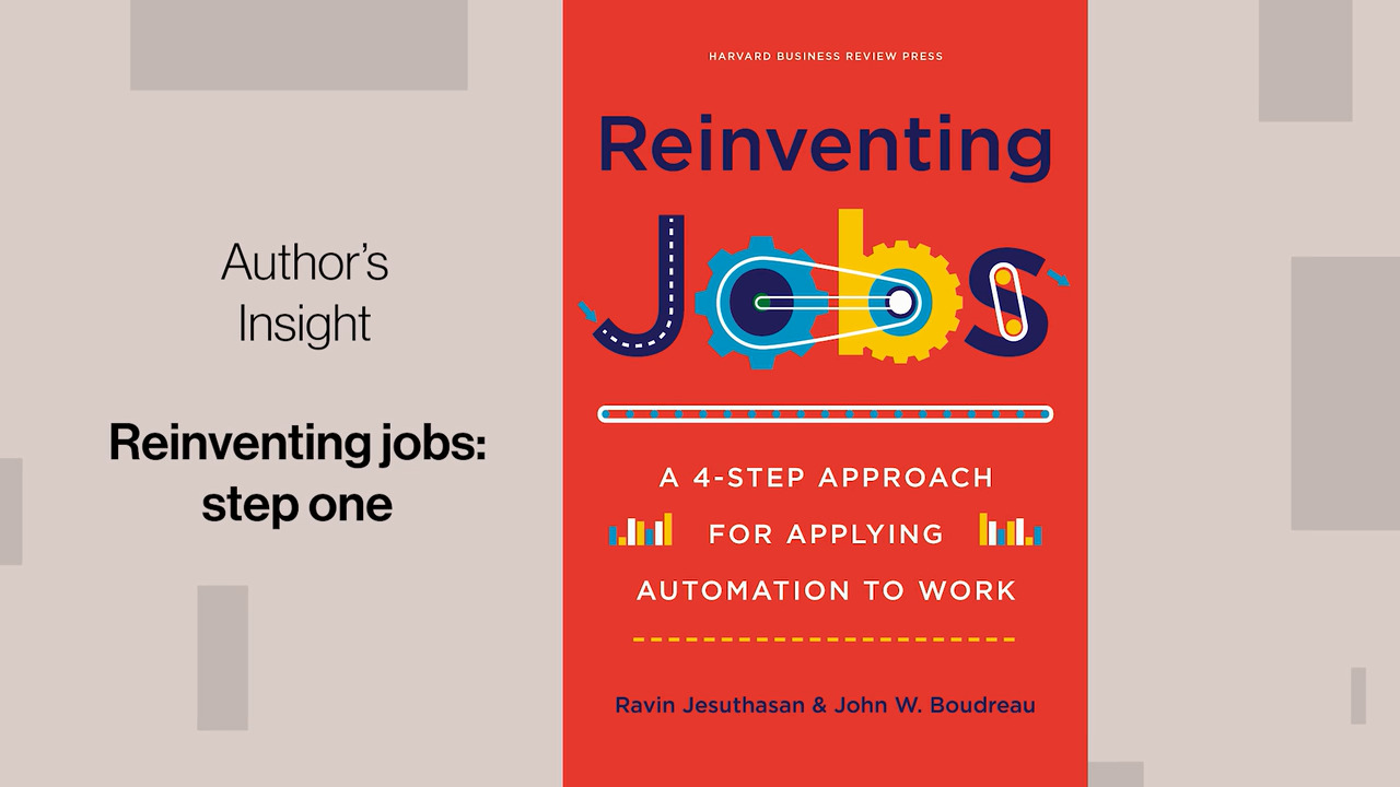 Future of Work — Reinventing Jobs - Willis Towers Watson