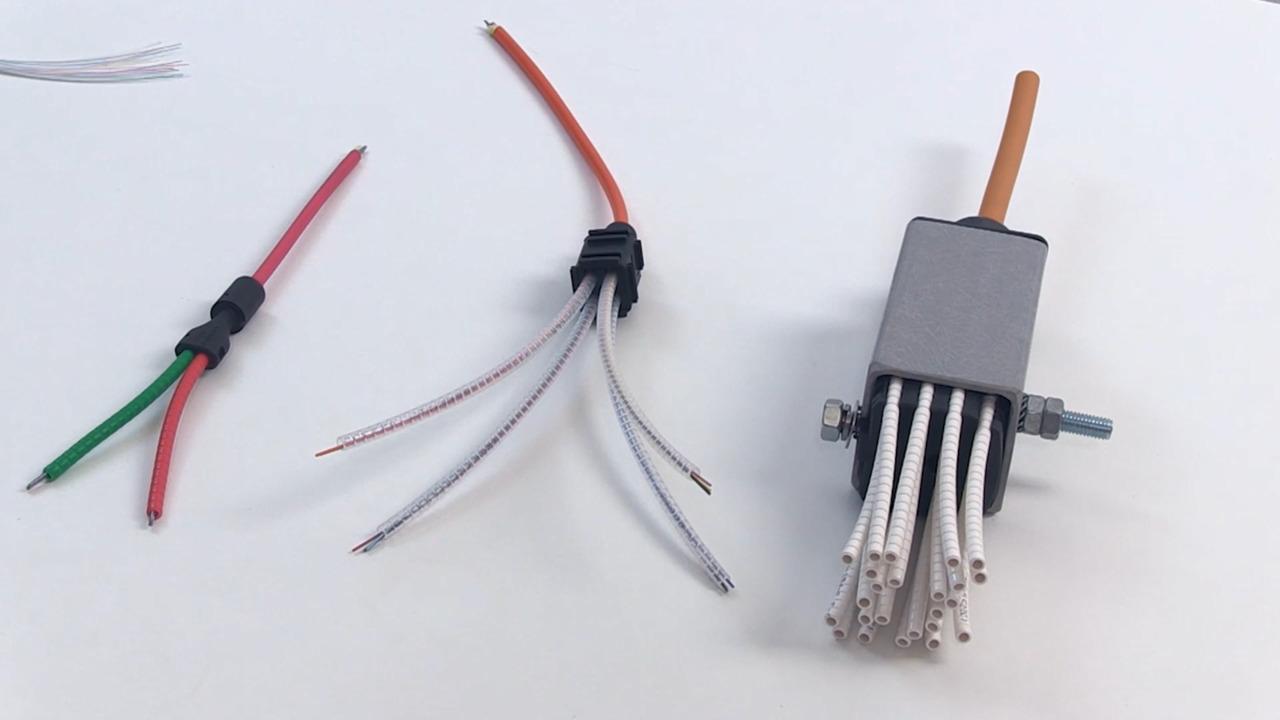 Miniflex Optical Fibre Management | PPC BroadBand