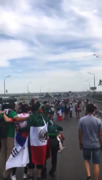 Mexico's fans walk the streets of Russia chanting for El Tri in World Cup