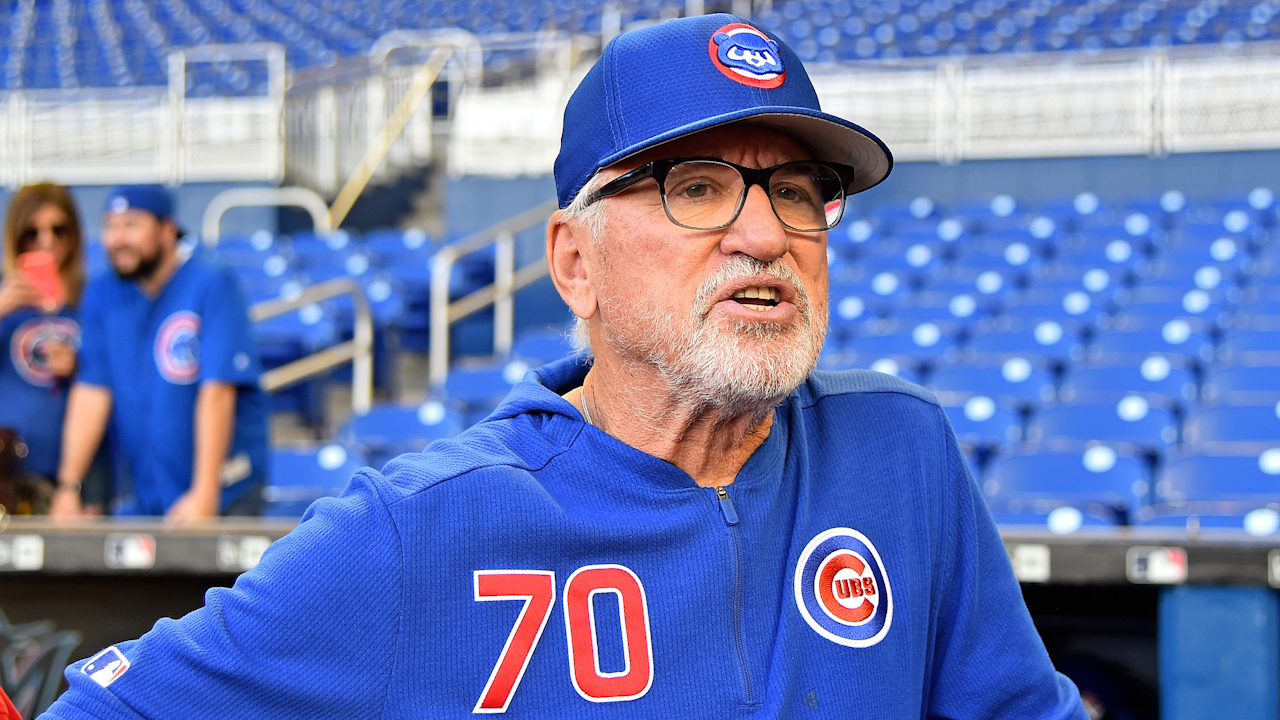 da80c2b6 Chicago Cubs' Joe Maddon on Being Unsigned for 2020 | WCBS Newsradio 880