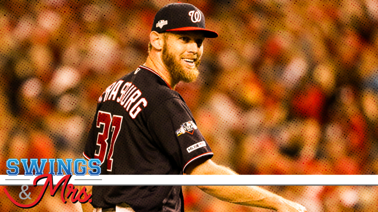 Was Strasburg's $245 Million Contract Too Steep? | Swings & Mrs