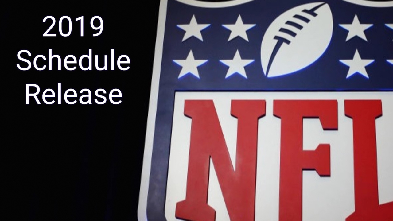 image about Printable Steelers Schedule named Listed here Are The Highest Appealing Game titles upon the 2019 NFL Timetable
