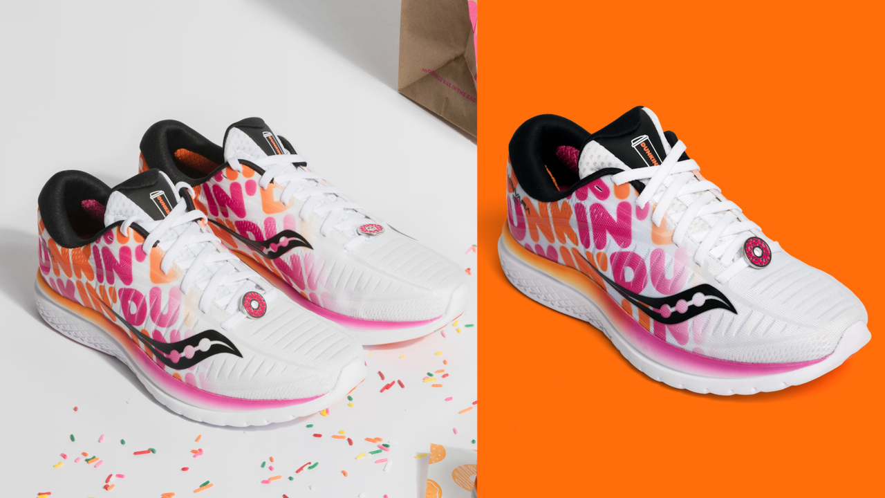 Saucony's Dunkin' Donuts Sneakers Sold Out Quicker Than a