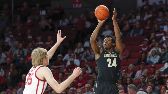 Celtics take forward Aaron Nesmith with 14th overall pick