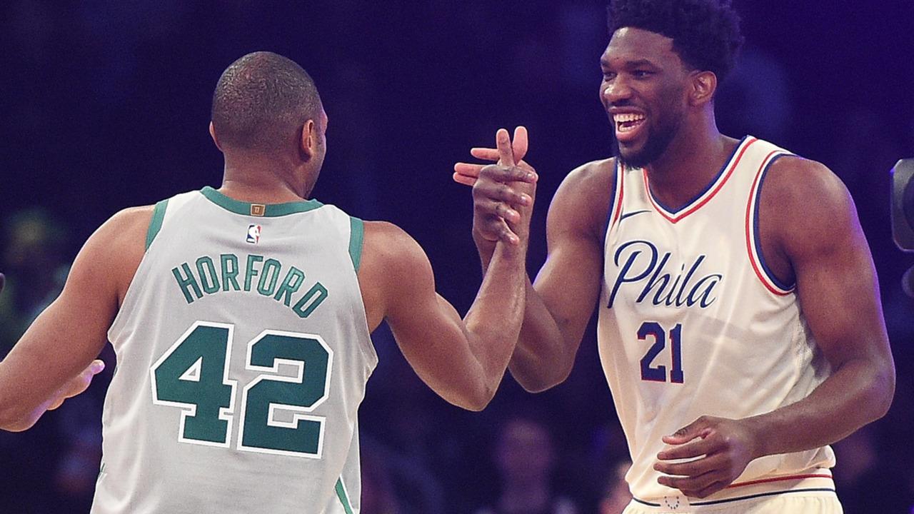 Philadelphia 76ers new starting 5, Josh Richardson, Al