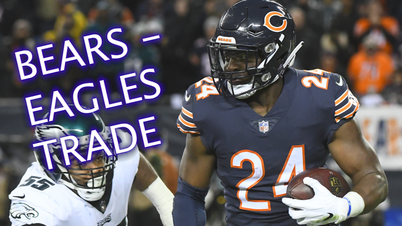 e14ec641a50 Jordan Howard: Strengths and weaknesses of Eagles' newest running back   94  WIP