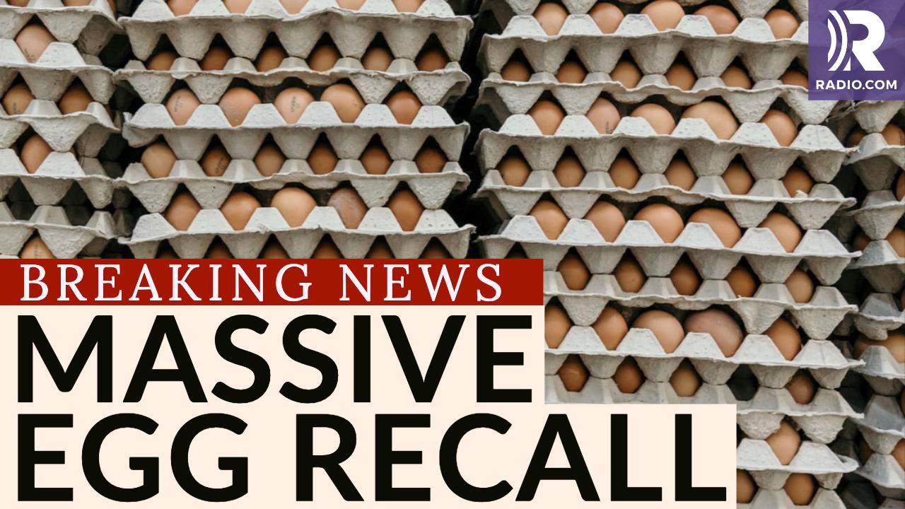 Massive Egg Recall Spreads To Michigan In Listeria Outbreak