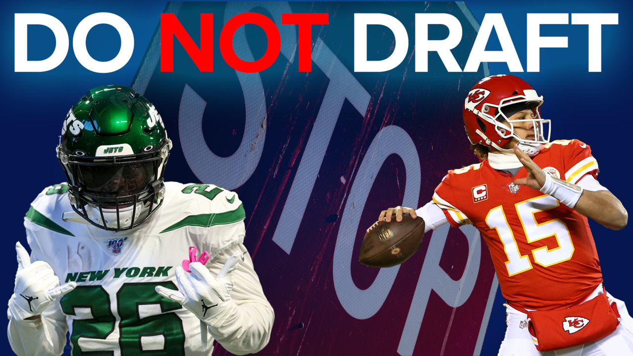 Fantasy Football: 12 Players on the 2019 Do-Not-Draft List