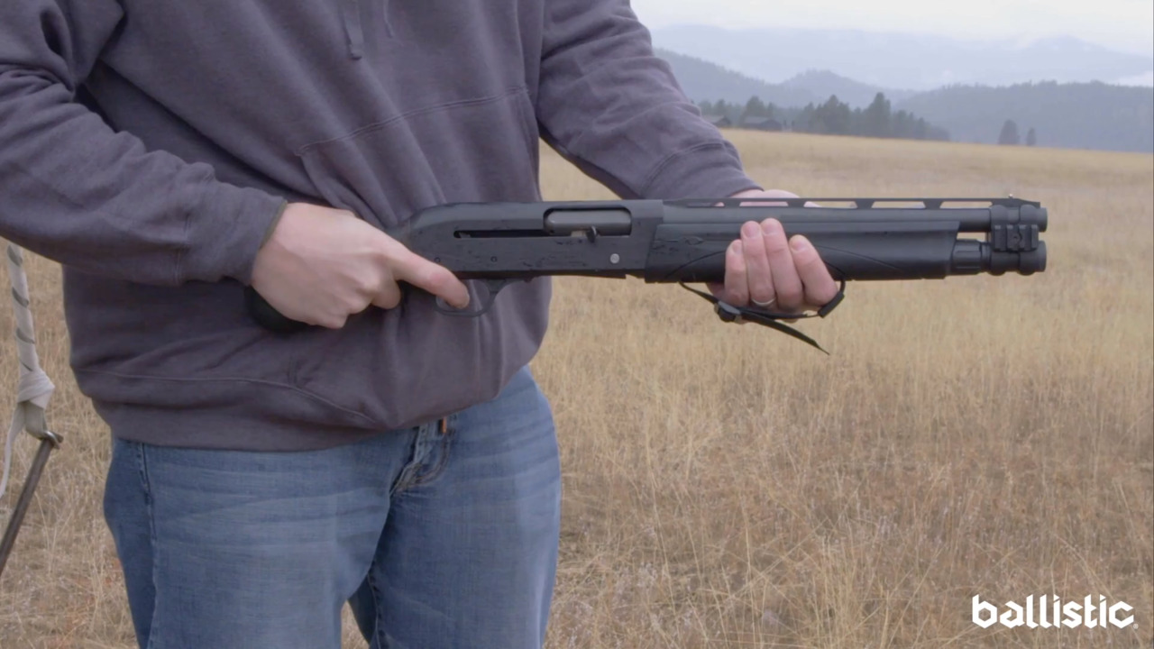 FIRST LOOK: The Non-NFA, Semi-Auto Remington V3 Tac-13 Is Here!