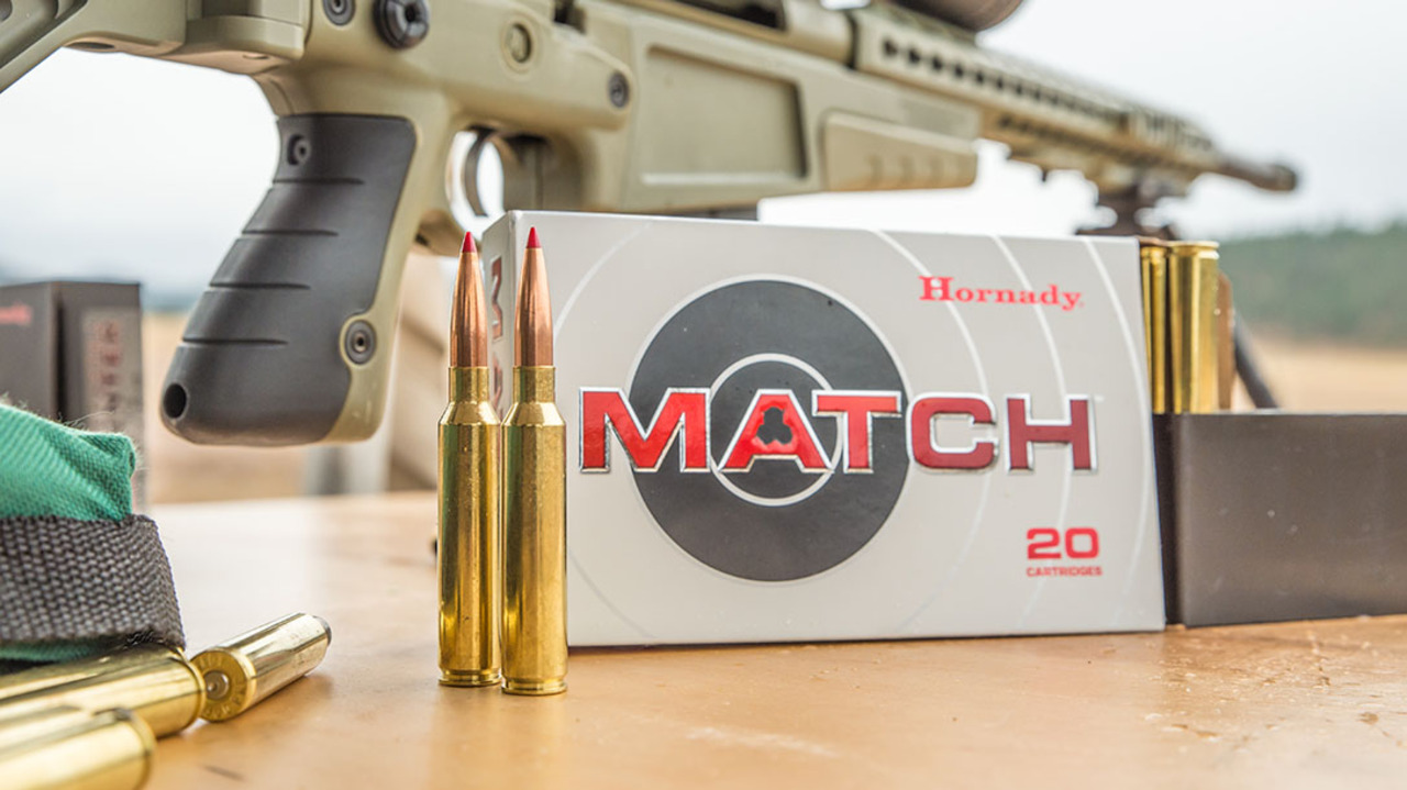 FIRST LOOK: Hornady Unveils New Long-Distance 300 PRC Cartridge