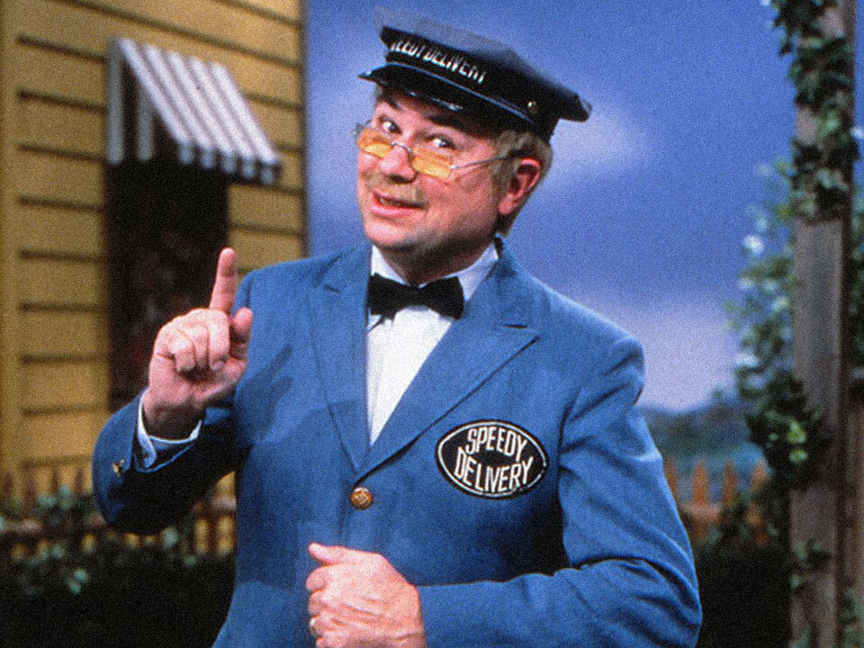 Mr Mcfeely David Newell Mister Rogers Neighborhood