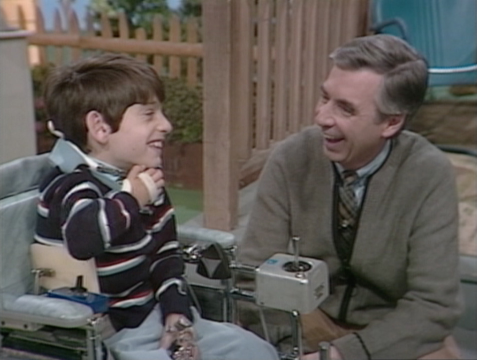 Jeff Erlanger Mister Rogers Neighborhood