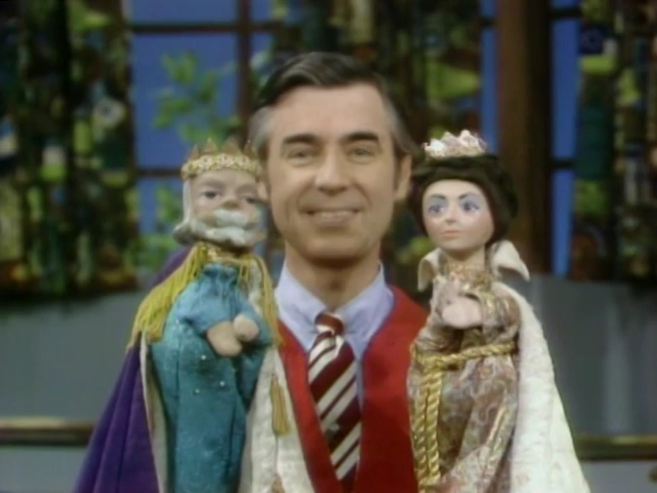 The Puppets Mister Rogers Neighborhood