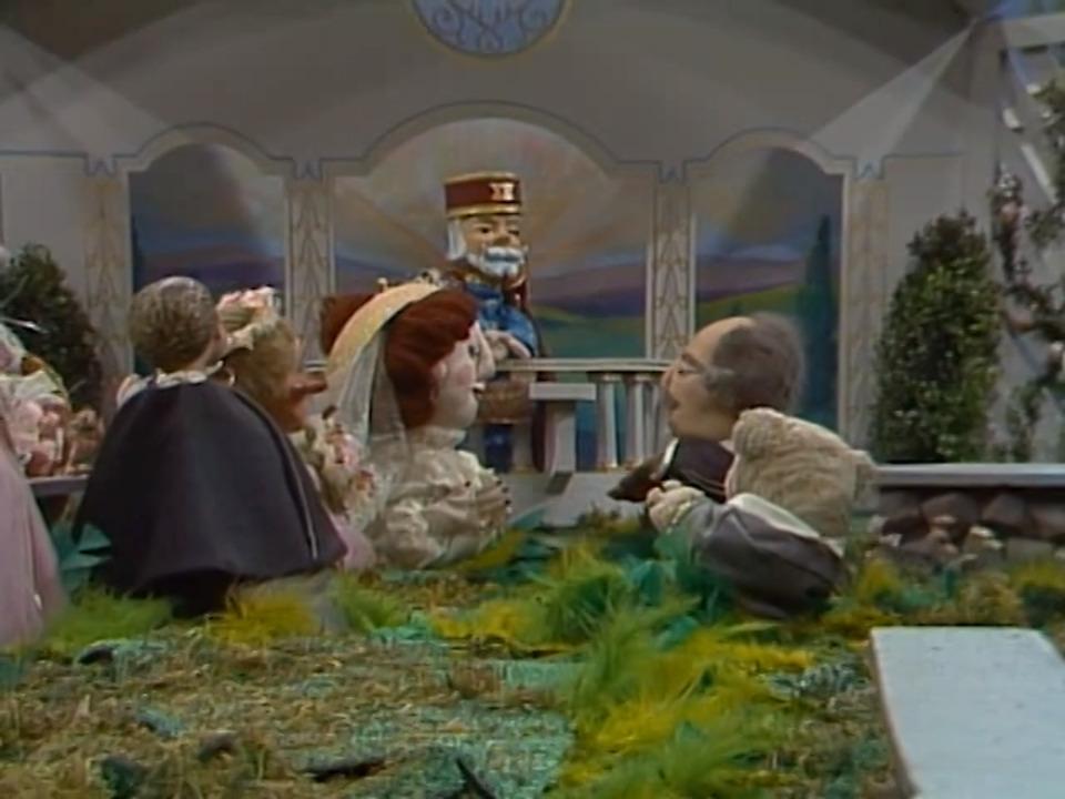 A Wedding In The Neighborhood Of Make Believe Mister Rogers Neighborhood