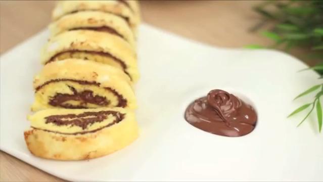 Comment faire un roule au chocolat facile