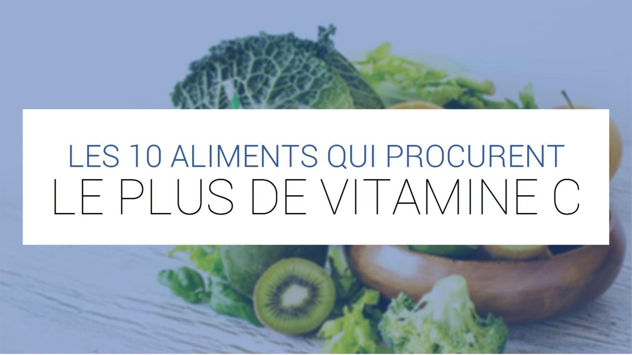 Vitamine C - Bienfaits, Aliments, Carence… Ce qu il faut savoir ed0a5d579a21