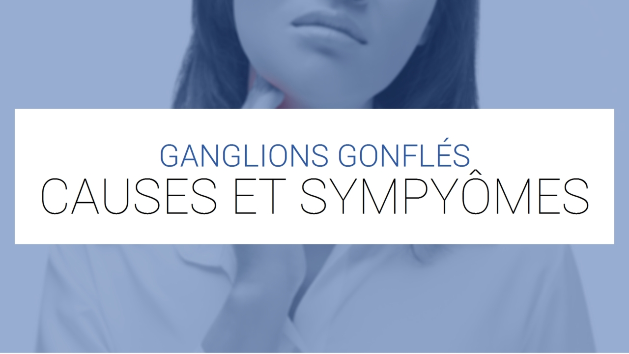 ganglion aine gonfle femme