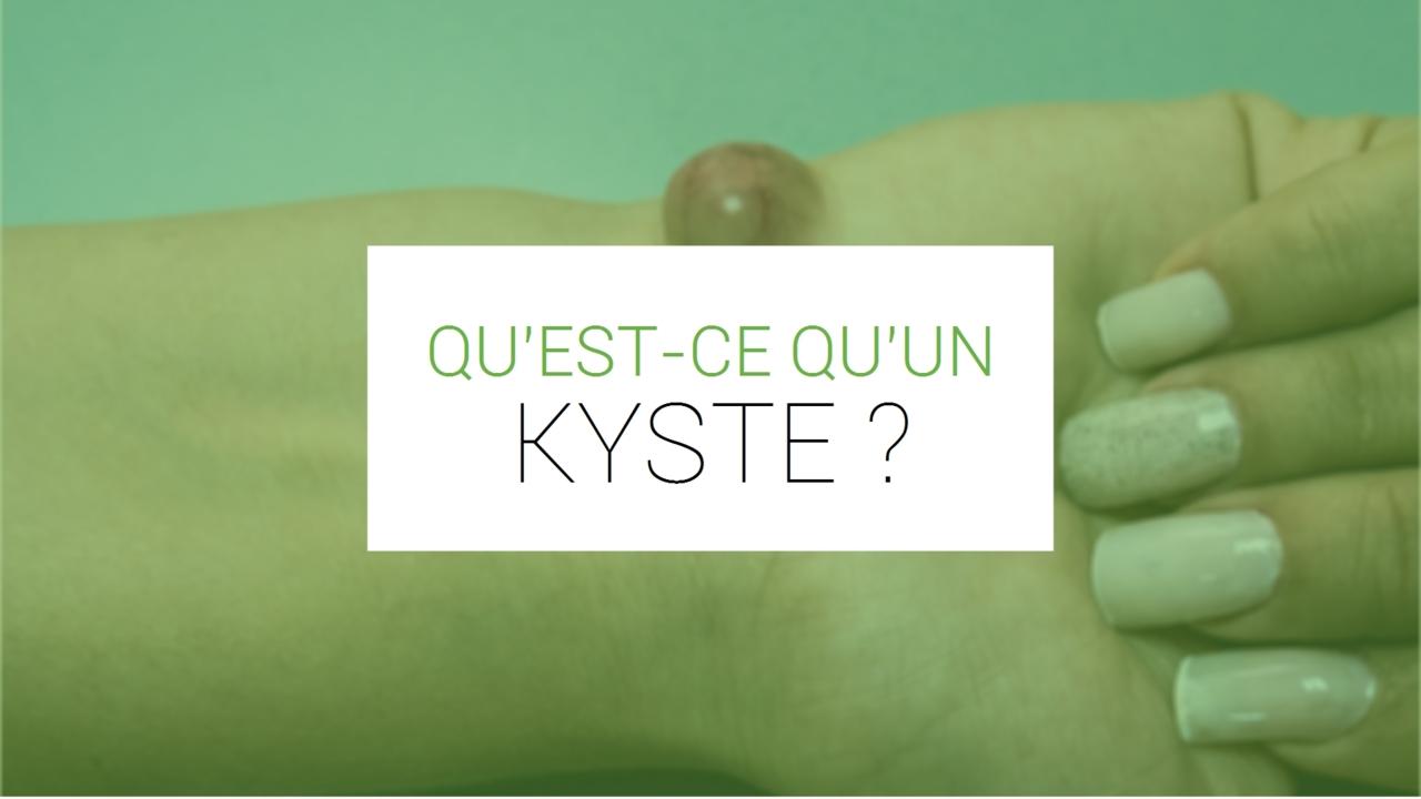 Kyste - Quels sont les signes et symptômes qui surviennent ?