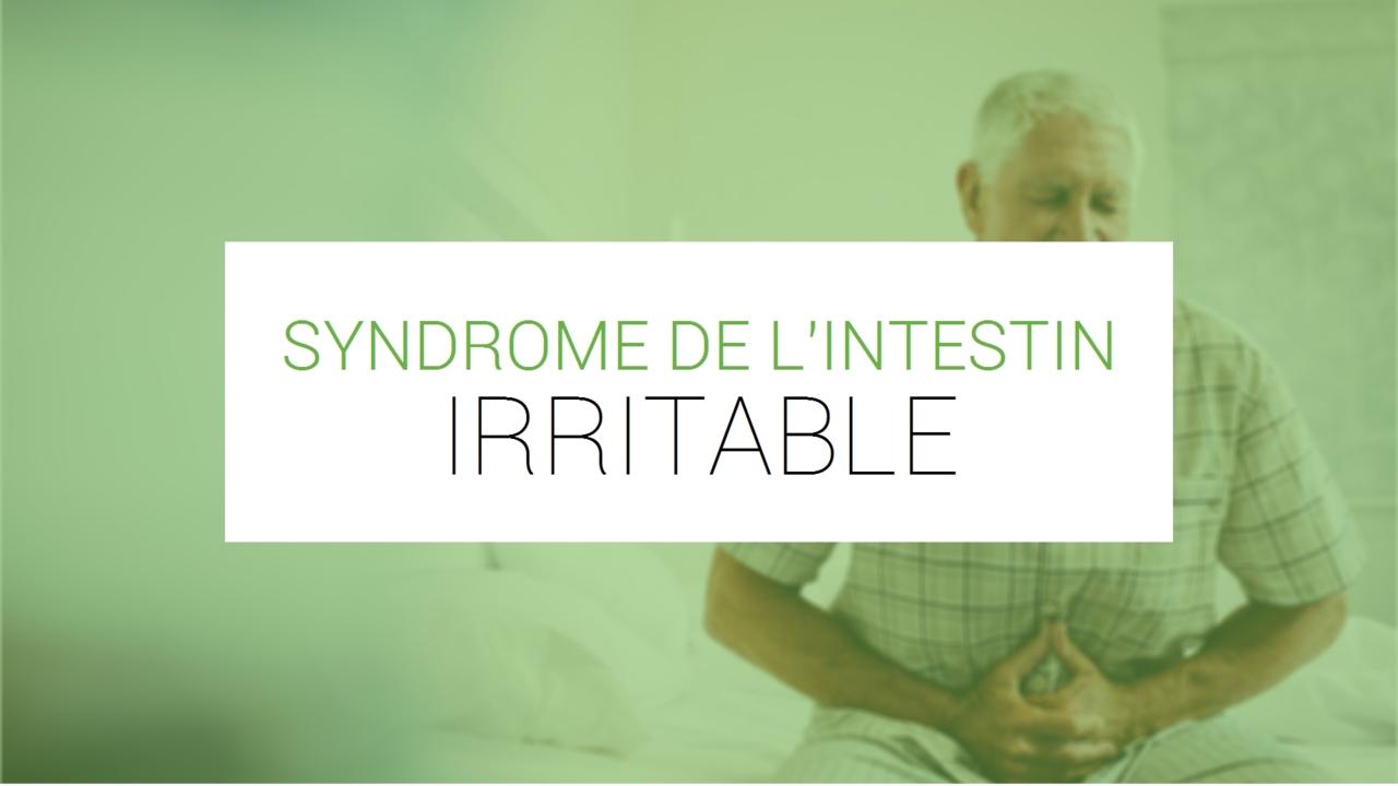 regime colon irritable